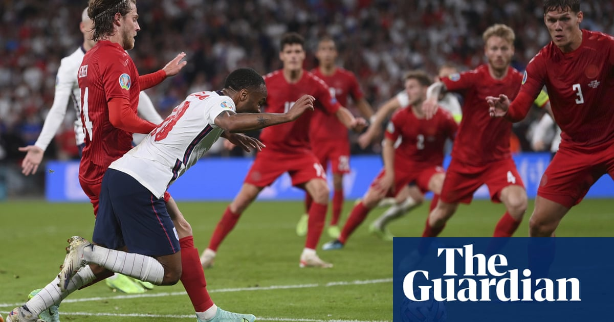 'Southgate You're the One': social media reacts to England's win