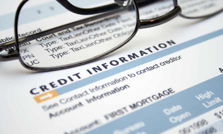 'Lenders do not use the credit scores produced by credit reference agencies, which are for your eyes only.'