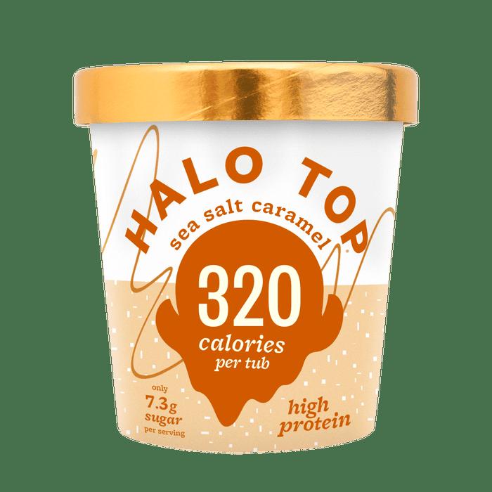 Single cream calories