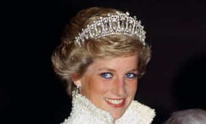 Not all fairytales have happy endings: Diana, Princess of Wales.