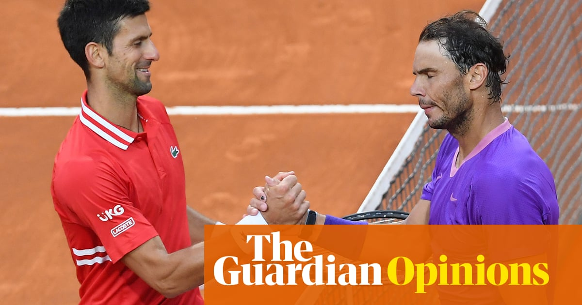 Nadal and Djokovic refusing to relinquish ground to the young challengers | Tumaini Carayol