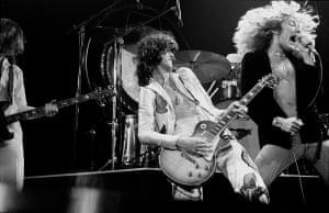 Led Zeppelin New York 1977
