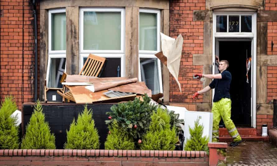 Storm Desmond Insurance Bill To Hit 520m Says Abi Storm Desmond The Guardian