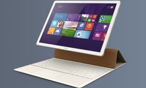 Huawei MateBook. It's companies such as Huawei that should have the HPs of this world worried