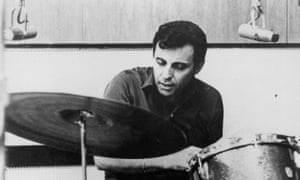 Hal Blaine knew when to keep it simple to make a song sound distinctive on the radio. The stomping sound that punctuated Nancy Sinatra's These Boots Are Made for Walking was his.