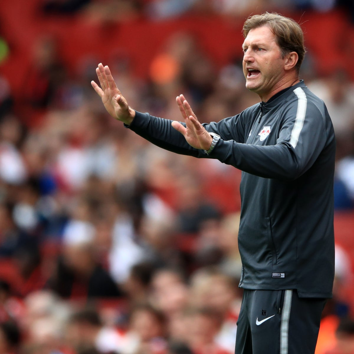 Southampton Close To Appointing Ralph Hasenhuttl As Manager Southampton The Guardian