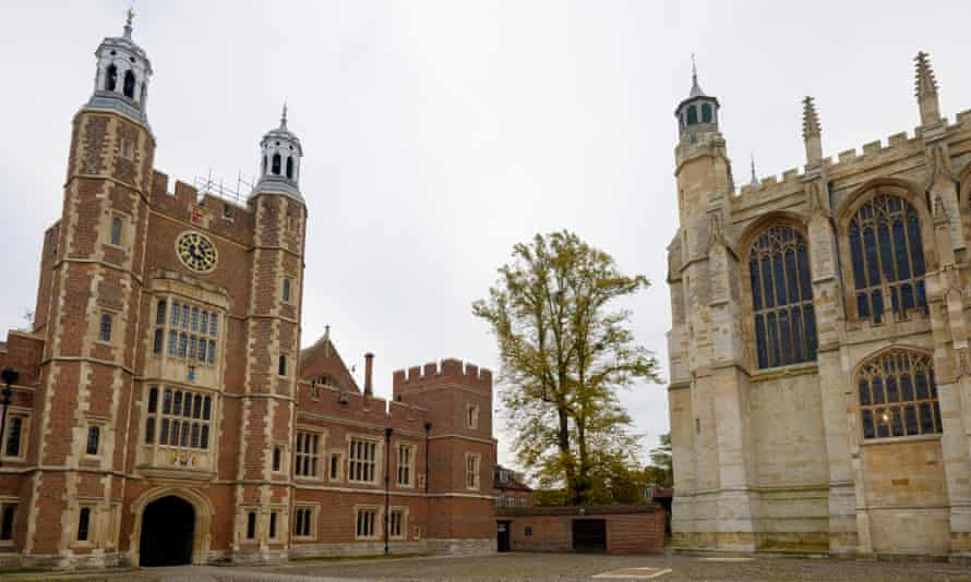 Eton sends 60 to 100 students to Oxbridge each year.