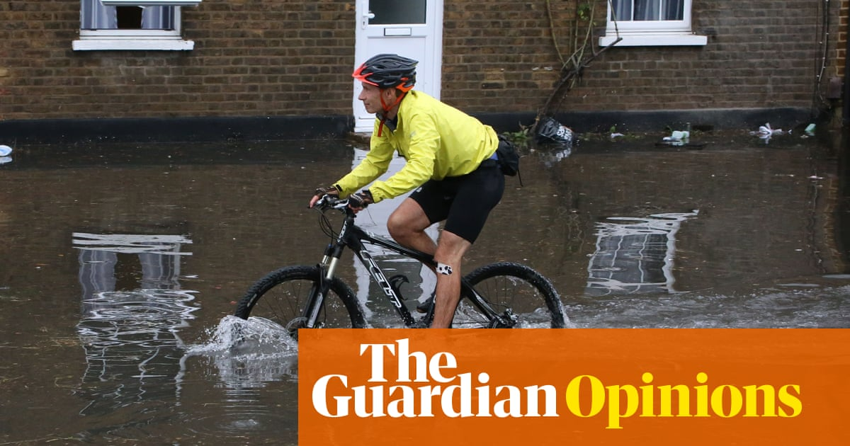There is no 'getting back to normal' with climate breakdown
