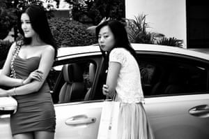 Shanghai Tian Wai n°26, 2014This series was an attempt to document an everychanging city and the things it loses, as working-class neighbourhoods give way to ever-more modern urban development