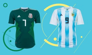 a6d65539cff Fashion s first 11  which is the most stylish World Cup kit ...