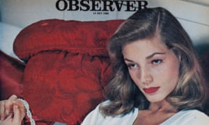 Bacall comes to Britain: Observer Magazine, 14 July 1985.