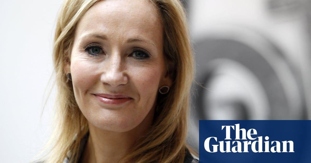 JK Rowling's writing advice: be a Gryffindor