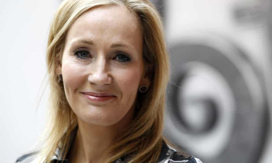 The creator of Harry Potter, JK Rowling