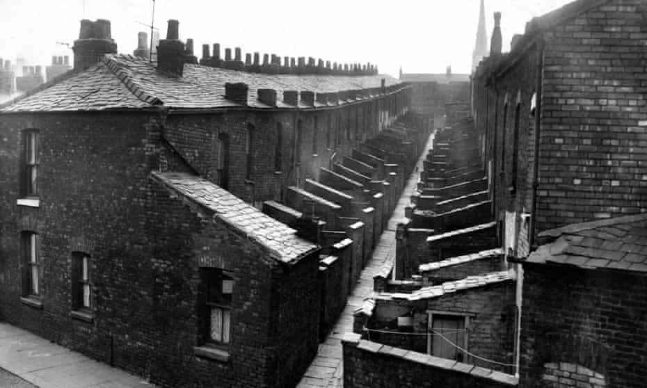 Manchester, circa 1961.