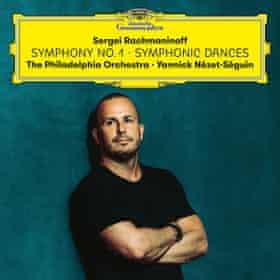 Rachmaninoff Symphony No 1 Philadelphia Orchestra/Nezet-Seguin