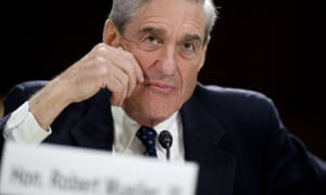 Robert Mueller took over the high-stakes Russia probe in May after US President Donald Trump fired James Comey as FBI director.