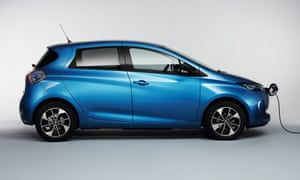 Renault Says New Zoe Has Longest Range Of Any Mainstream Electric