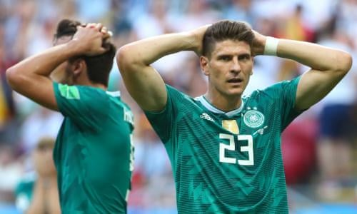South Korea 2-0 Germany: World Cup 2018 – as it happened | Football