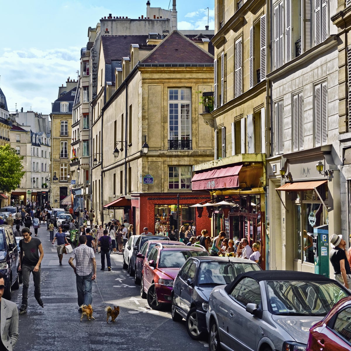 In Search Of Chic Fashion Shopping In Paris Paris Holidays The Guardian