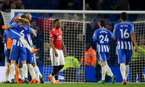 Anthony Martial endured a disappointing night with Romelu Lukaku and Alexis Sánchez out injured.