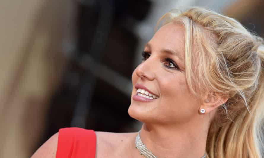 Spears in Los Angeles last year.