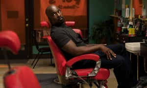 Luke Cage, which Netflix has now pulled.