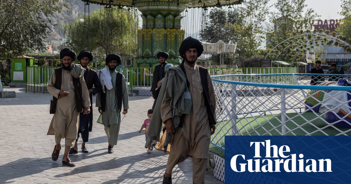 One month in Kabul under Taliban rule– a photo essay