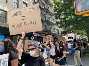Harlem protests