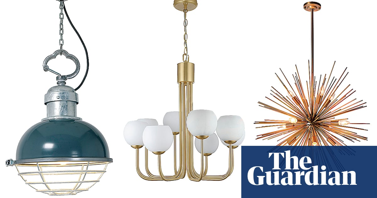 The Space Edit Our Pick Of The 10 Best Pendant Lights On The High Street In Pictures Life And Style The Guardian