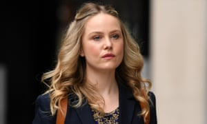 The federal court hears that actor Eryn Jean Norvill had nothing to gain from giving evidence against Geoffrey Rush except 'stress and anxiety'.