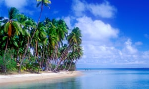 Police have asked locals to refrain from discussing the case publicly, to avoid tainting Fiji's reputation as a tourist paradise.