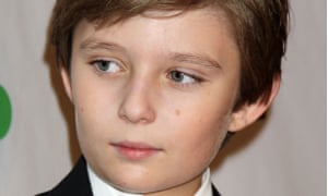 Barron Trump is the only child of Donald and Melania.