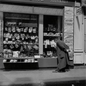 Boulogne-Billancourt, Paris, 1950