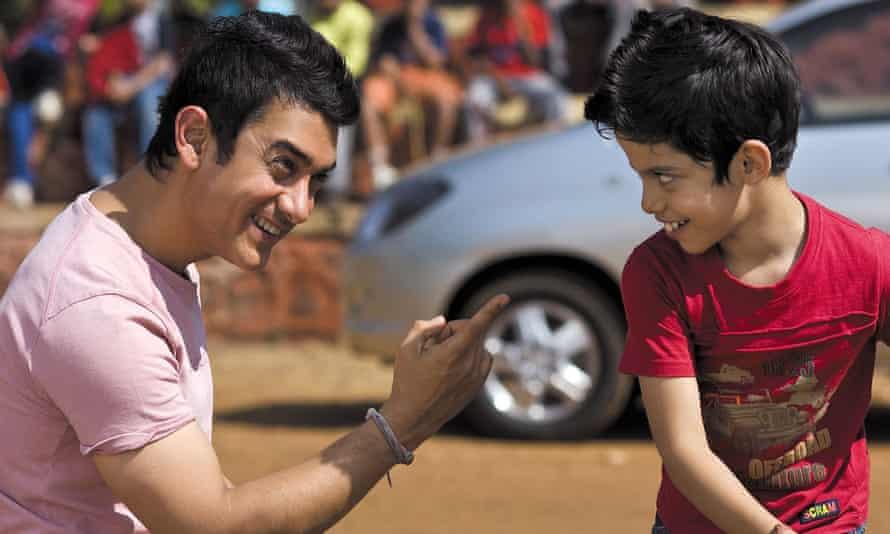 A scene from Aamir Khan's Taare Zameen Par