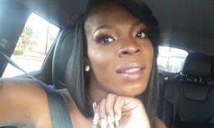 Muhlaysia Booker, 23, was found shot dead in Dallas on Saturday.