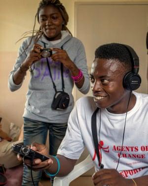 Cleopas Chisanga Zambia HIV/Aids Durban conference
