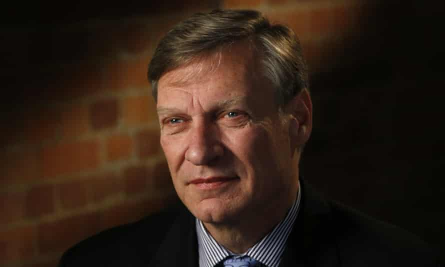 The US businessman Ted Malloch was a frequent commentator on RT. 'They thought maybe he was coordinating with Russia – and RT is Russia,' said his friend Jerome Corsi.