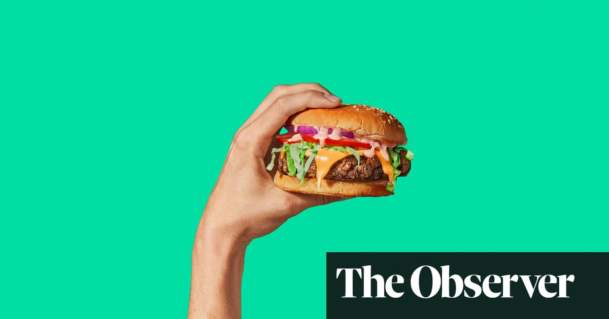 Hold the beef: how plant-based meat went mainstream