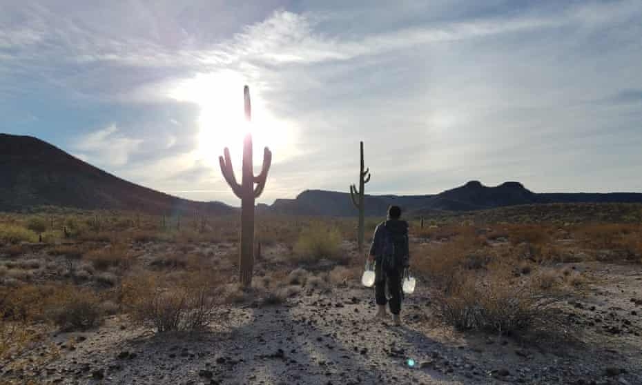 No More Deaths - patrolling the desert