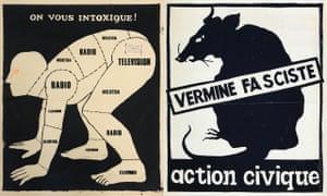 Original Mai 68 Posters. Sent by Georgie Gerrish of Gerrish Fine Art.