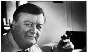 Ken Clarke is well known for his love of cigars. Shown smoking here in 2005.