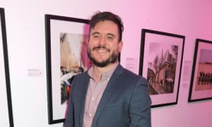 Michael Longhurst, artistic director at the Donmar Warehouse