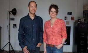 Susan Stellin and Graham MacIndoe