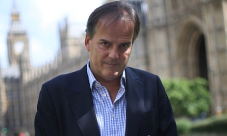 Conservative MP Mark Field