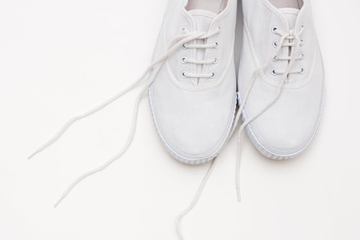 91297b9620df Step into something eco-friendly  white sneakers that don t cost the Earth