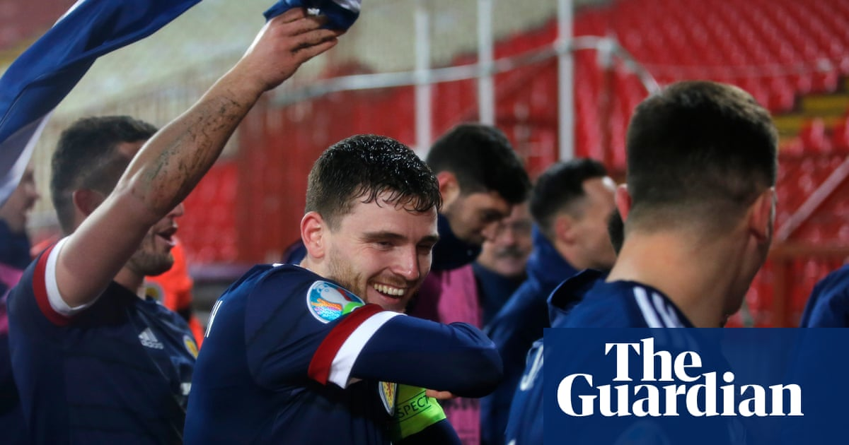 I cant wait for the summer: Robertson revels in overdue Scotland success
