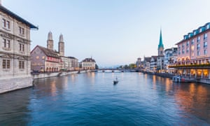 Zurich City Guide What To See Plus The Best Restaurants