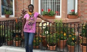 Gardeners' World presenter Flo Headlam