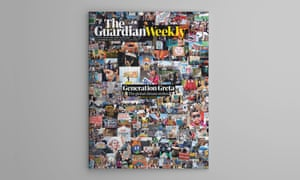 Guardian Weekly cover 27 September 2019