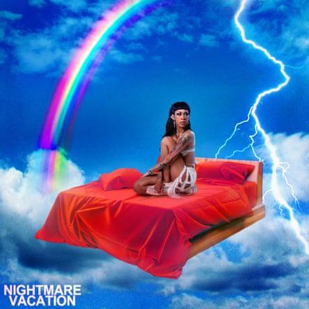 جلد آلبوم Rico Nasty: Nightmare Vacation